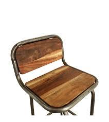 tabouret cuisine bois chaise bar vintage beautiful tabouret de cuisine bois with