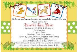 lion king baby shower invitations marialonghi com