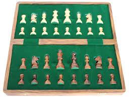 wholesale 14x14 inch chess set bulk buy handmade wooden folding