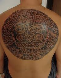 arts entertainment most wanted inca tattoo