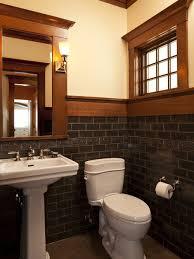 craftsman style bathroom ideas craftsman bathroom design tavoos co
