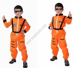 Halloween Astronaut Costume Colors Kids Boys Aviation Astronaut Costumes Fantasia