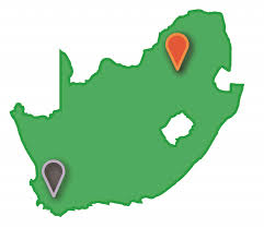Blank Map Of South Africa Provinces by Johannesburg South Africa Institute For Transportation And