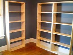 ana white bookshelf wall unit diy projects