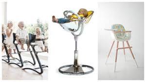 chaise pour bébé chaises hautes design pour bébé