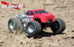 monster truck crashes video review u2013 helion invictus 10mt 4wd brushless monster truck big