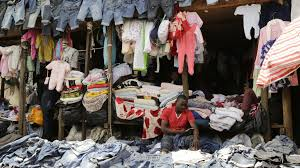 rwanda is getting chinese help in cutting secondhand clothing