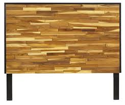King Size Wooden Headboard Padma S Plantation Reclaimed Wood Headboard King