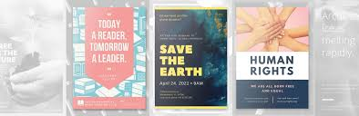plakate designen plakate und poster erstellen mit dem designer canva