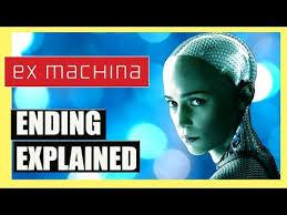 Ex Machina Explained Ex Machina Ending Explained Spoilers Impresspages Lt
