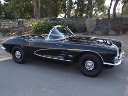 1961 chevy corvette sold 1961 chevrolet corvette big brake fuelie