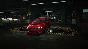 sti subaru red image garage subaru impreza wrx sti hatchback red jpg nfs