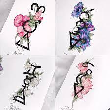 best 25 zodiac tattoos ideas on pinterest aries zodiac tattoos