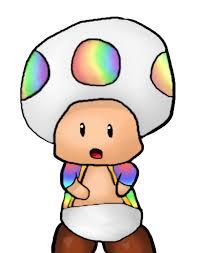 rainbow toad artsyrosey deviantart