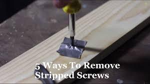 5 ways to remove stripped screws 770x433 jpg