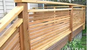 wooden patio railings designs iiplaystop deck railing designs