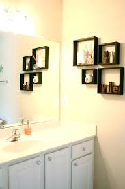 Decorate Bathroom Shelves Fancy Decorating Bathroom Shelves Dway Me