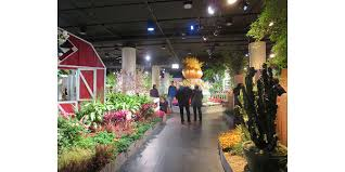 bus trip to the chicago flower and garden show morning ag clips