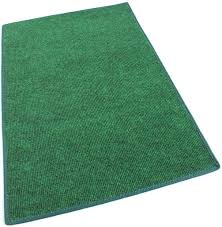 Area Rug Green Indoor Outdoor Olefin Carpet Area Rug