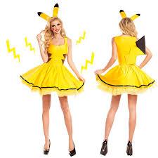 Pokemon Halloween Costumes Girls Cheap Pokemon Material Aliexpress Alibaba Group
