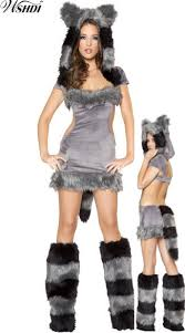 Animal Halloween Costumes Girls Compare Prices Wolf Halloween Costumes Girls