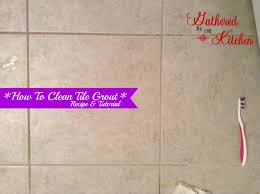 How To Whiten Bathroom Tiles This Cleaner Absolutel Works Bathroom Tile Grout How To Ideas