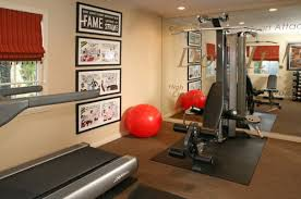 Home Gym Ideas And Gym Rooms To Empower Your Workouts - Home gym interior design