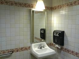 Spy Camera In Bathroom A Super Creepy Secret Camera Was Recording Women Using The