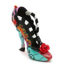 disney parks sally miniature shoe ornament the nightmare before