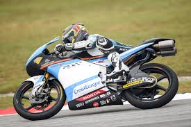 honda gbr honda hold the high ground again in moto3 with pole position moto3