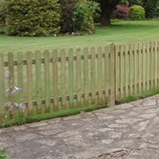 fence panels by mick george