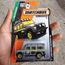 matchbox land rover defender 110 jual jual diecast matchbox land rover defender 110 grey abu a