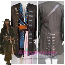 popular jack sparrow halloween costume buy cheap jack sparrow
