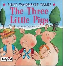 pigs favourite tales ladybird nicola baxter