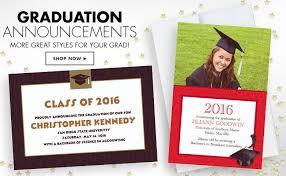 graduation invitations cloveranddot