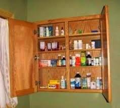 free medicine cabinet plans how to build a medicine cabinets