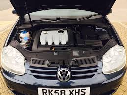 vw golf tdi 2008 1 9diesel manual 1 year mot full service history
