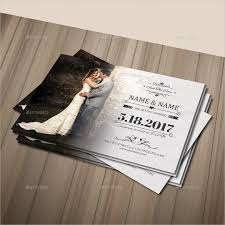 wordings free wedding postcard psd template together with