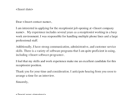 cover letter for sle unique cover letter exle for