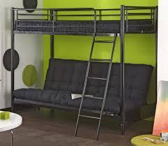 mezzanine canape lit mezzanine canapé cadre de lit futon 160x200 vasp