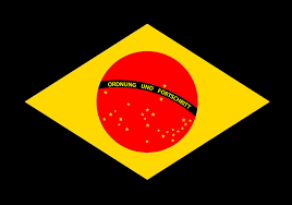 German British Flag German Brazilian Flag By Thedrifterwithin On Deviantart