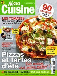 recettes maxi cuisine maxi cuisine n 118 du 03 juillet 2017 à télécharger sur