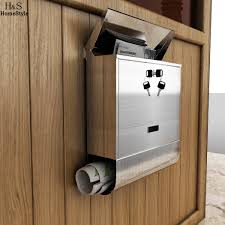 Diy Wall Mount Mailbox Compare Prices On Steel Mail Box Online Shopping Buy Low Price