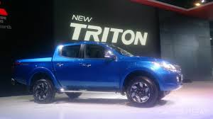mitsubishi strada 2016 bangkok international motor show 2016 highlights gtspirit