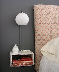 nightstands nightstand shelf wall mounted nightstands wall