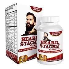 beard u0026amp stache nutrients for men hair beard growth