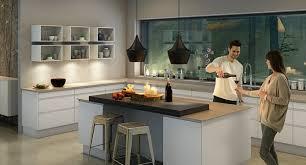 Modern Kitchen With Island Modern Kitchen Island Interior Design Ideas