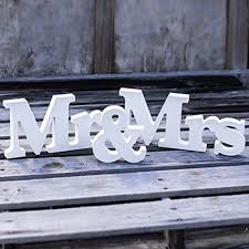 online get cheap wooden letters signs aliexpress com alibaba group 1 set mr mrs wooden letters for wedding decoration supplies sign top table present decor event party supplies home decor