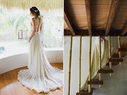 wedding dress bali laid back bali destination wedding