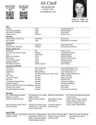 Resume Creator Online Free by Acting Resume Creator Free Resume Example And Writing Download